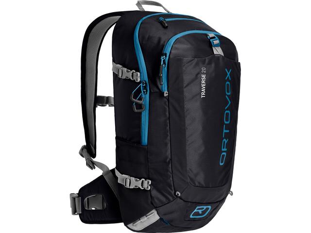 Ortovox Traverse 20 Backpack Black Raven